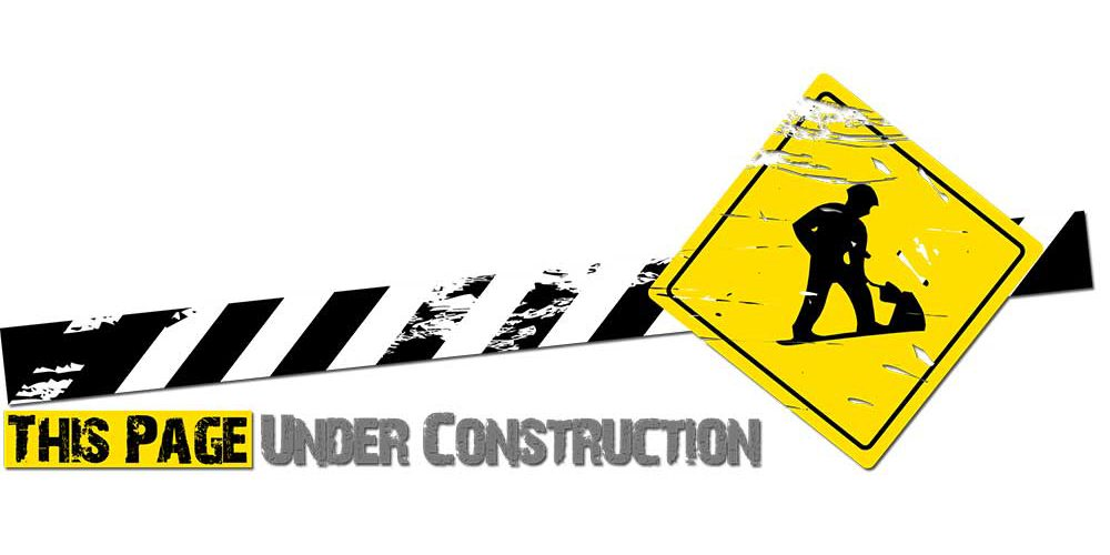 How to Create a Simple Under Construction Page - Dewey M. James, MIS